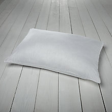 Buy Silentnight Ambience Standard Pillow, White Online at johnlewis.com