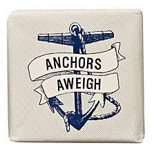 Buy Izola Anchors Aweigh Bathroom Soap, 170g Online at johnlewis.com