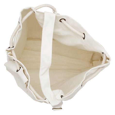 Buy Izola Laundry Bag, Cream Online at johnlewis.com