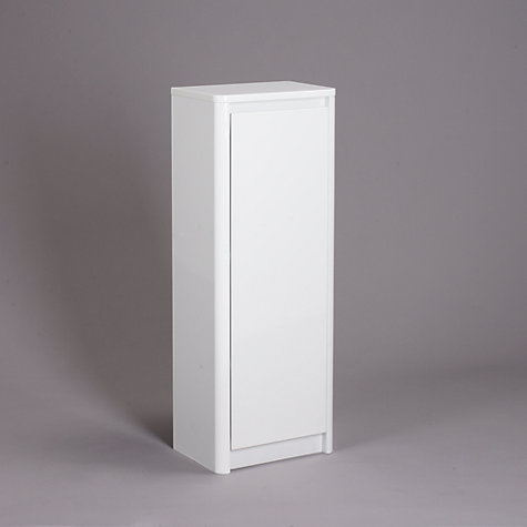 Model Buy John Lewis St Ives Single Mirrored Bathroom Cabinet  John Lewis