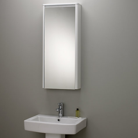 Beautiful Buy John Lewis Newport Double Mirrored Bathroom Cabinet Online At