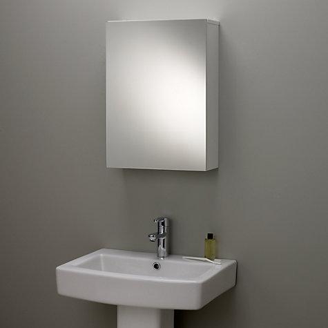 Creative Buy John Lewis St Ives Double Mirrored Bathroom Cabinet  John Lewis