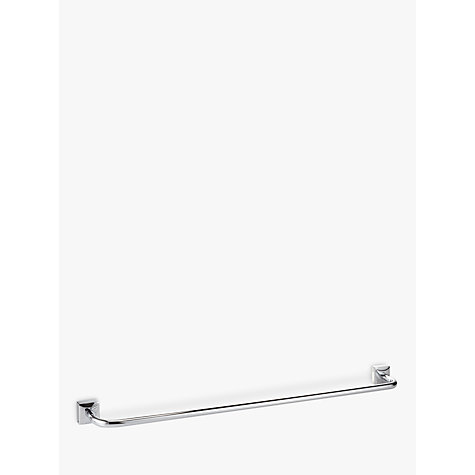 Buy John Lewis Pure Bathroom Towel Rail, Chrome Online at johnlewis.com