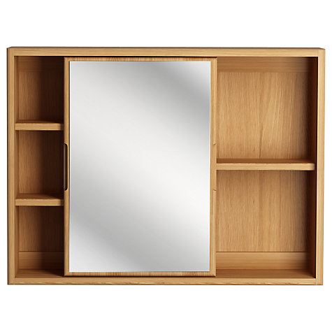 buy john lewis more sliding mirror bathroom cabinet john