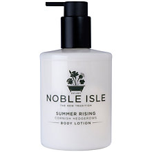 Buy Noble Isle Summer Rising Body Lotion, 250ml Online at johnlewis.com