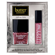 Buy Butter™ LONDON Tips & Lips, Rosie Lee Online at johnlewis.com