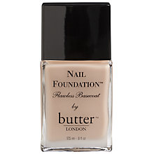 Buy Butter™ LONDON Nail Foundation Flawless Base Coat Online at johnlewis.com