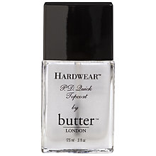 Buy Butter™ LONDON Hardwear P.D. Quick Top Coat Online at johnlewis.com