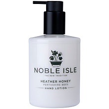 Buy Noble Isle Heather Honey Hand Lotion, 250ml Online at johnlewis.com