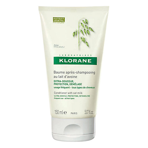 Buy Klorane Oat Milk Conditioner for Frequent Use, 150ml Online at johnlewis.com