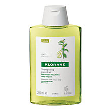 Buy Klorane Citrus Pulp Shampoo for Dull Hair, 200ml Online at johnlewis.com