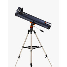 Buy Celestron AstroMaster LT 76AZ Reflector Telescope Online at johnlewis.com