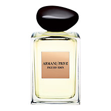 Buy Giorgio Armani / Privé Figuier Eden Eau de Toilette, 100ml Online at johnlewis.com