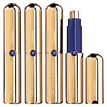 Buy Guerlain Orchidée Impériale Treatment, 4 x 15ml Online at johnlewis.com