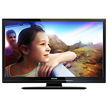 Buy Philips 32PFL3207H LED HD 720p TV, 32 Inch with Freeview Online at johnlewis.com