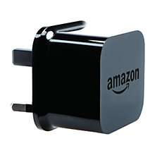Buy Amazon Powerfast Charger for Kindle eReaders, Kindle Fire & Kindle Fire HD Online at johnlewis.com