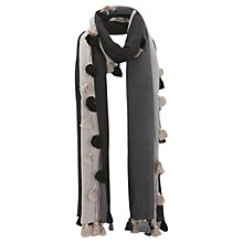 Buy Mint Velvet Ombre Scarf, Multi Online at johnlewis.com