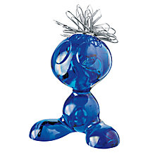 Buy Koziol Curly Paperclip Magnetic Holder, Blue Online at johnlewis.com