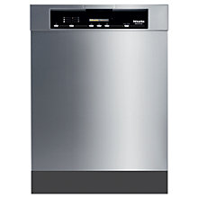 Buy Miele PG8081i ProfiLine Semi-Integrated Dishwasher Online at johnlewis.com