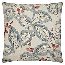 Buy Sanderson Box Hill Cushion, Multi Online at johnlewis.com