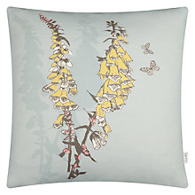 Buy Louise Body Foxglove Cushion, Multi Online at johnlewis.com