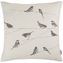 Buy Louise Body Garden Birds Cushion Online at johnlewis.com