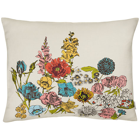 Buy Louise Body Plant Life Cushion, Multi Online at johnlewis.com
