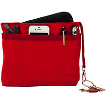 Buy RedDog Canvas BagPod Large Canvas Handbag Organiser Online at johnlewis.com