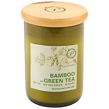 Buy Paddywax Ecogreen Bamboo and Green Tea Scented Candle Online at johnlewis.com
