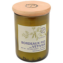 Buy Paddywax Ecogreen Bordeaux Fig and Vetiver Scented Candle Online at johnlewis.com