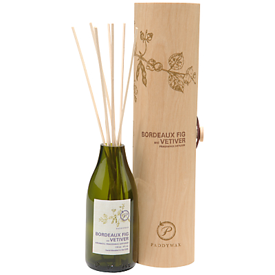 Image of Paddywax Ecogreen Bordeaux Fig and Vetiver Diffuser, 120ml