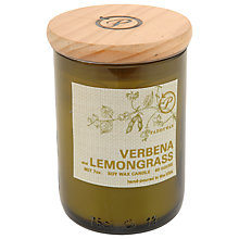 Buy Paddywax Ecogreen Verbena and Lemongrass Scented Candle Online at johnlewis.com