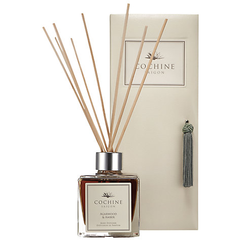 Buy Cochine Agarwood & Amber Diffuser, 150ml Online at johnlewis.com