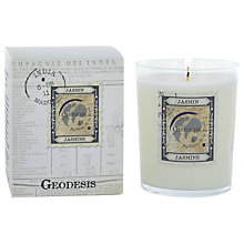 Buy Geodesis Jasmine Candle Jar Online at johnlewis.com