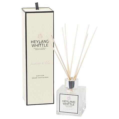 Buy Heyland & Whittle Jasmine & Lilac Diffuser, 100ml Online at johnlewis.com