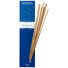 Buy Esteban Marine Incense Sticks, x20 Online at johnlewis.com