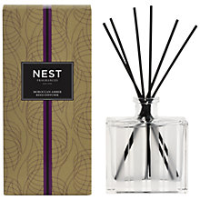 Buy NEST Fragrances Moroccan Amber Diffuser, 175ml Online at johnlewis.com