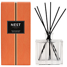 Buy NEST Fragrances Orange Blossom Diffuser, 175ml Online at johnlewis.com