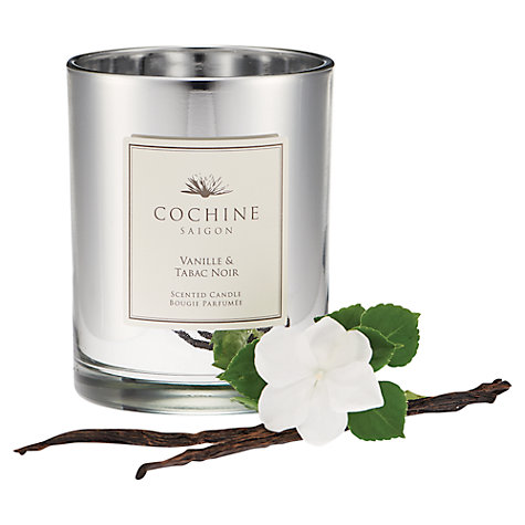 Buy Cochine Vanille & Tabac Noir Scented Candle Online at johnlewis.com