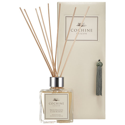 Buy Cochine Water Hyacinth & Lime Blossom Diffuser, 150ml Online at johnlewis.com