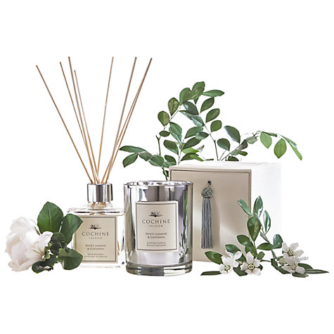 Buy Cochine White Jasmine & Gardenia Diffuser, 150ml Online at johnlewis.com