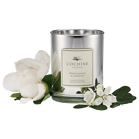 Buy Cochine White Jasmine & Gardenia Scented Candle Online at johnlewis.com