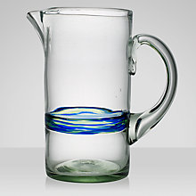 Buy John Lewis Cabo Jug Online at johnlewis.com