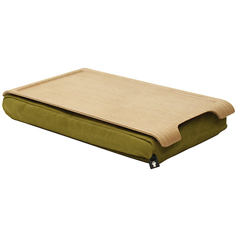 Buy Bosign Mini Lap Tray, Natural Wood Online at johnlewis.com