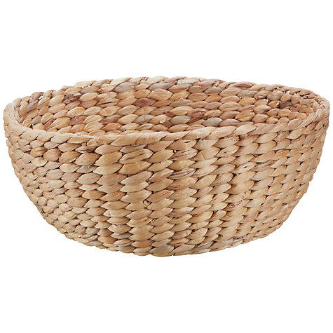 Buy John Lewis Water Hyacinth Bowl Online at johnlewis.com