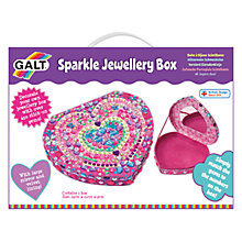 Buy Galt Sparkle Jewellery Box Online at johnlewis.com