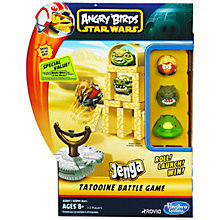 Buy Angry Birds Star Wars Launchers Pack, Assorted Online at johnlewis.com
