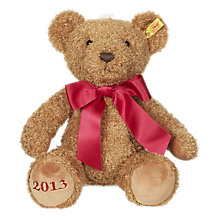 Buy Steiff Cosy Bear, Year of 2013 Online at johnlewis.com