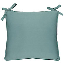Buy John Lewis Outdoor Seat Pad Online at johnlewis.com