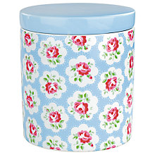 Buy Cath Kidston Provence Rose Biscuit Jar Online at johnlewis.com